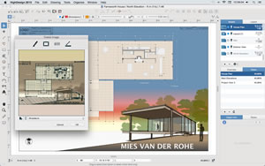 HighDesign 2015 Professional Screenshot, Architecture, Illustration