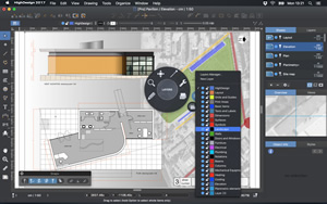 HighDesign 2017 Pro Mac Screenshot, Architecture, Urban Planning
